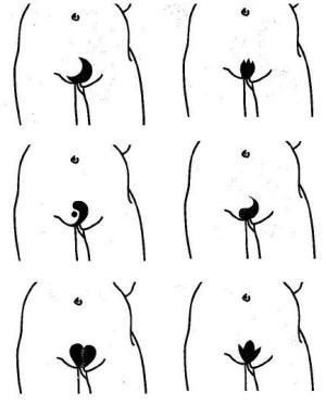 Гигиена интимной стрижки