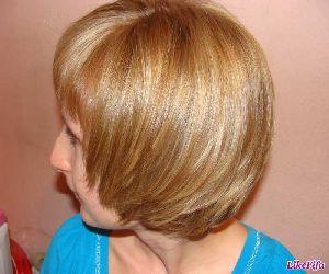 стрижки и причёски средней длинны