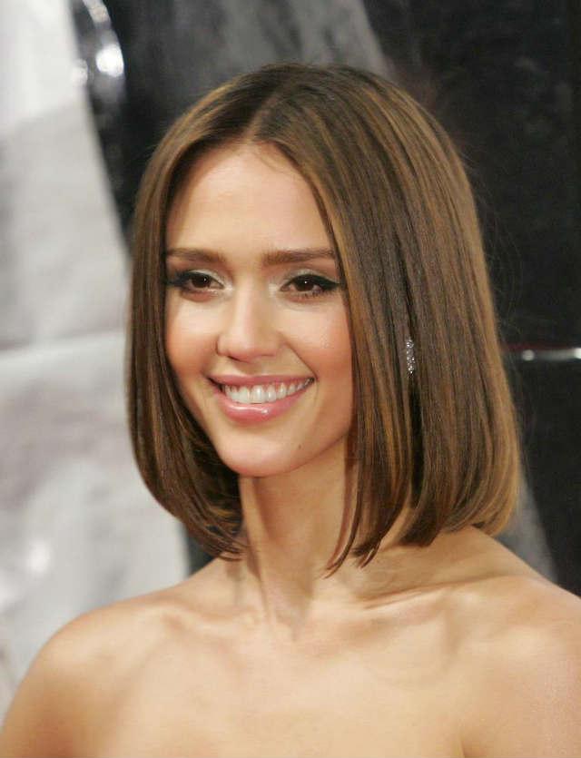 Варианты стрижки каре на тонкие волосы
