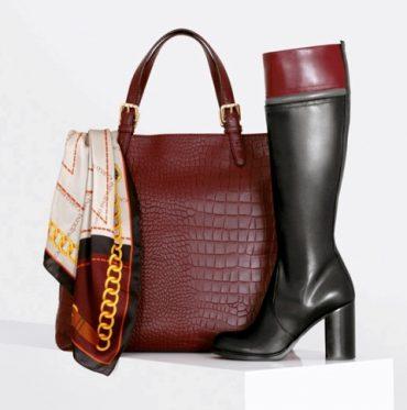 Сумки и обувь. Главные тренды коллекции осень-зима