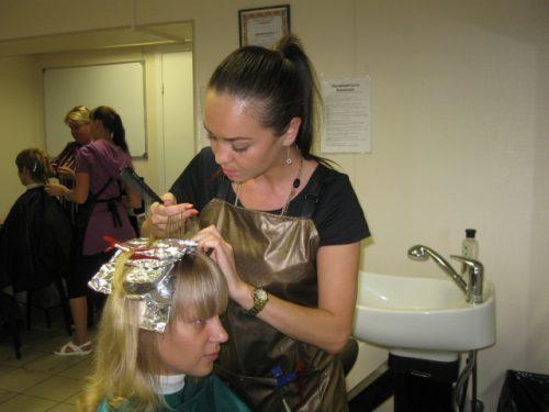 Как обучиться на парикмахера?