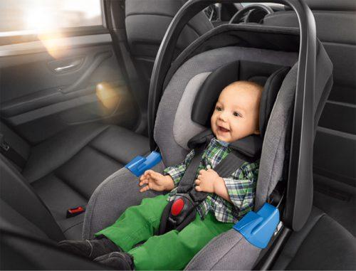 Как установить детское автокресло Рекаро?