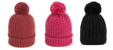 Какими преимуществами обладают вязаные зимние шапки?